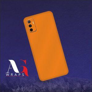 Solid Color Orange