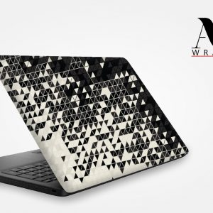 Glass Effect Laptop skin