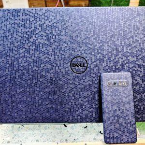 Honeycomb laptop Skin
