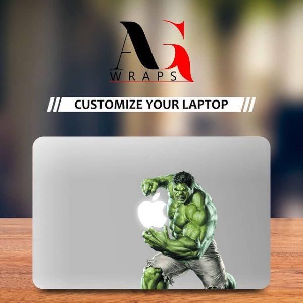 Hulk Laptop Skin