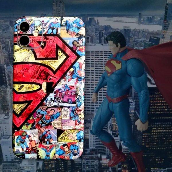 Superman Comic Skin