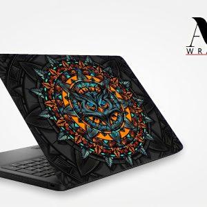 Mighty Owl Laptop Skin