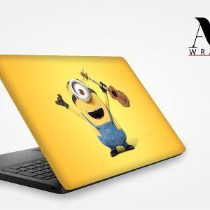 Minion Dave Laptop Skin